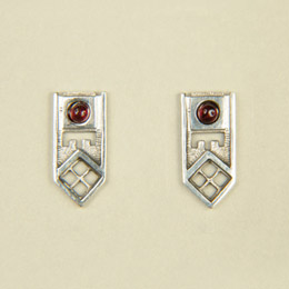 Artdeco earrings by JMP